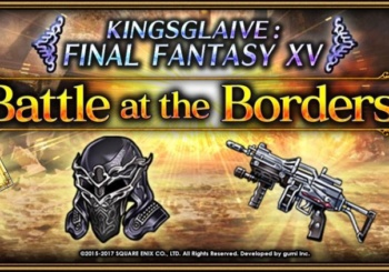 Kingsglaive featured in Brave Exvius