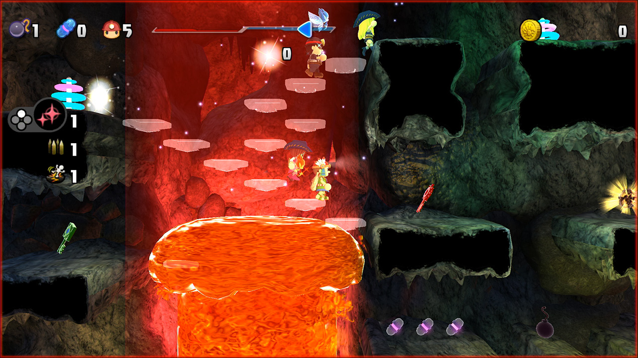 Spelunker Party State 4