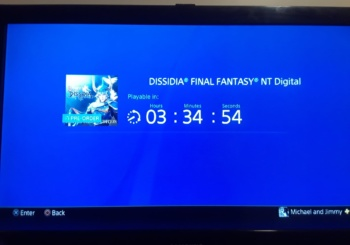 Countdown Clocks in Final Fantasy