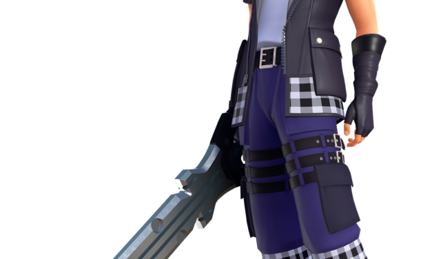 Kingdom Hearts 3 HD Renders