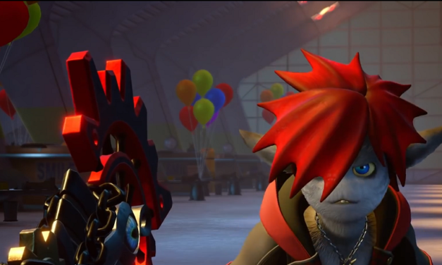 Kingdom Hearts 3 D23 Trailer – Monster Inc Confirmed