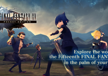 Final Fantasy XV Pocket Edition Out Now