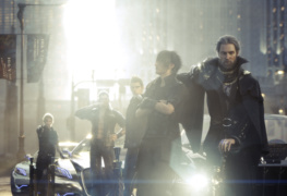 Final Fantasy XV Royal & Window Edition Arrives
