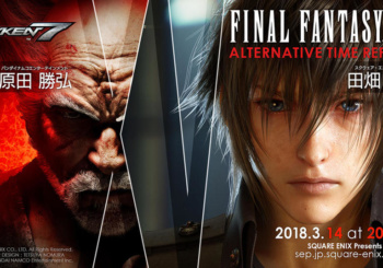 Final Fantasy XV Alternative Time Report (Tekken 7 x Noctis)