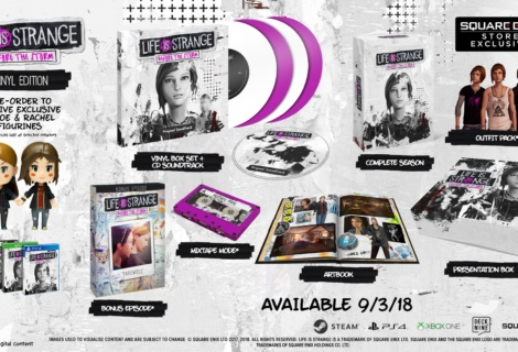 Life is Strange: Before the Storm Vinyl & Limited Edition