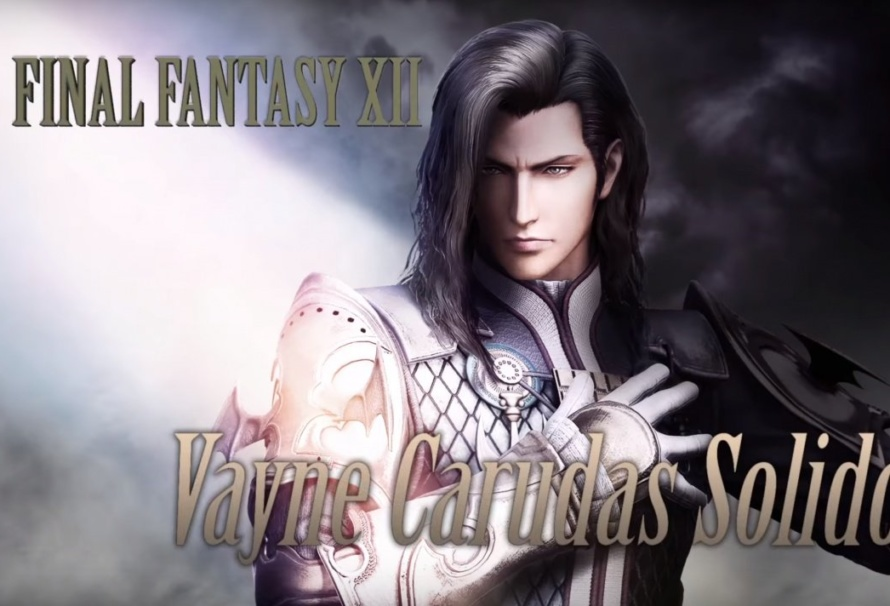Vayne is first Dissidia NT DLC character