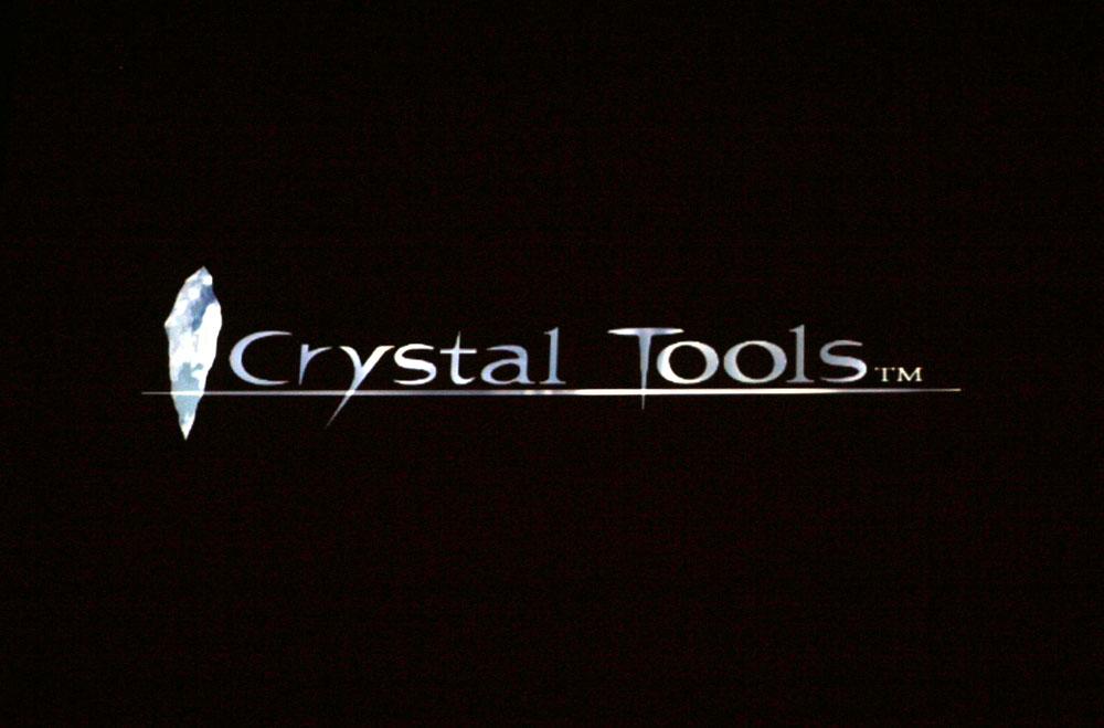 Crystal Tools