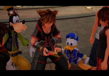 Kingdom Hearts 3 Classic Kingdom Mini-Games