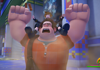Kingdom Hearts 3 DEMO - Toy Box and Wreck-It Ralph