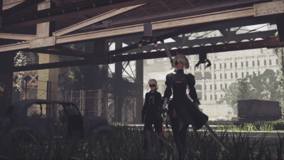 Nier Automata Become As Gods Edition Xbox One 03