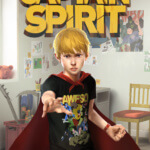 Captain Spirit Key Art 01
