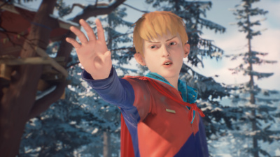 Captain Spirit Screenshot 02