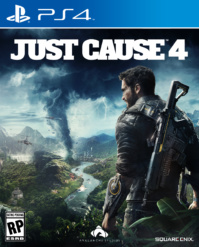 Just Cause 4 PlayStation 4