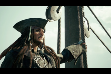 KH3 Jack Sparrow Pirates of the Caribbean