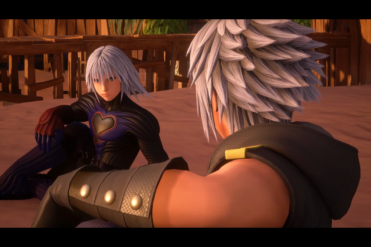 KH3 Riku and Riku Replica