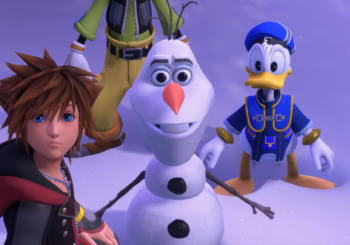 Kingdom Hearts 3 Frozen Confirmed and New Trailer