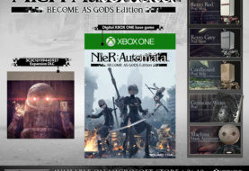 Nier Automata BECOME AS GODS Edition Xbox One X