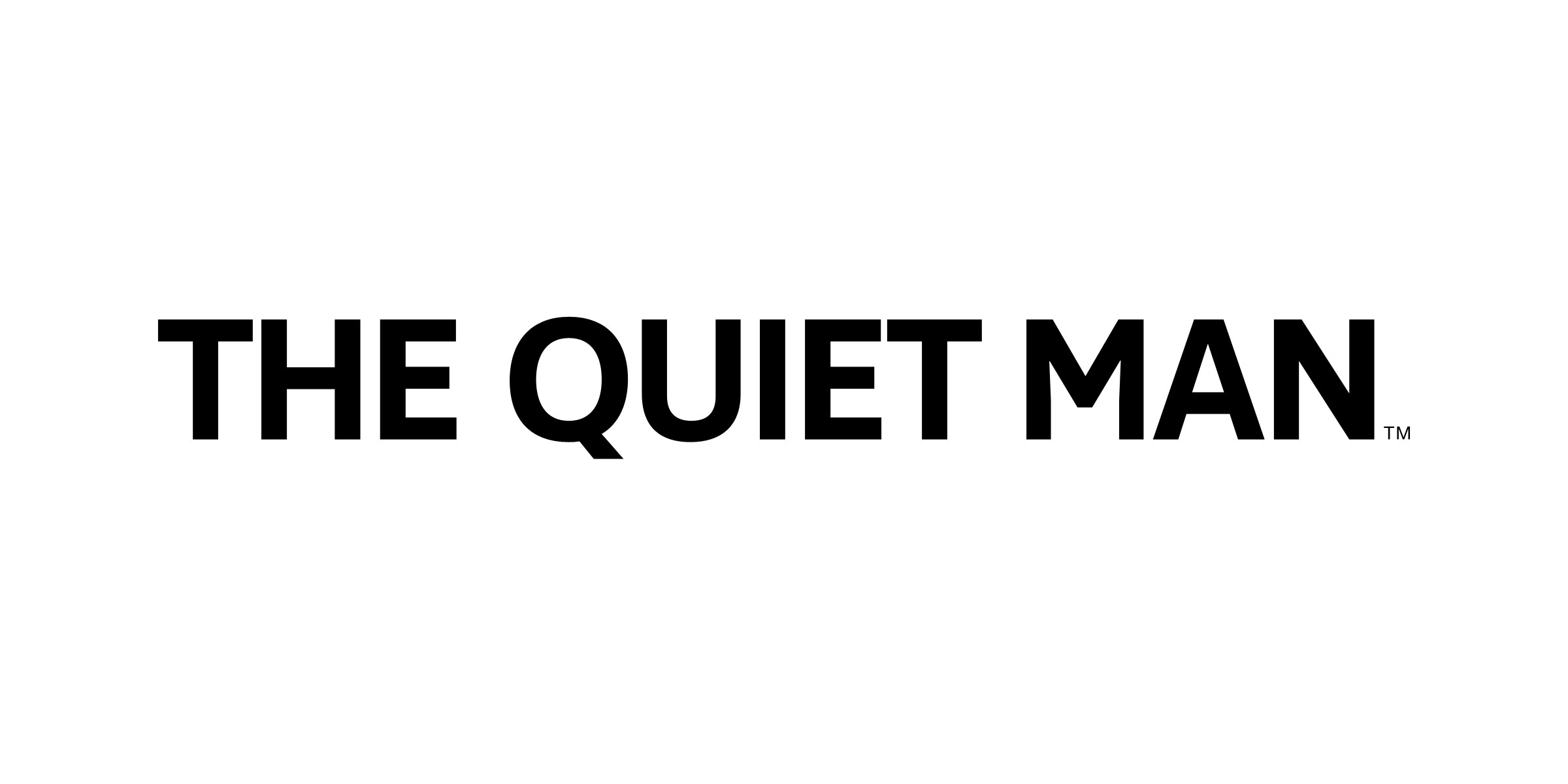 The Quiet Man Logo