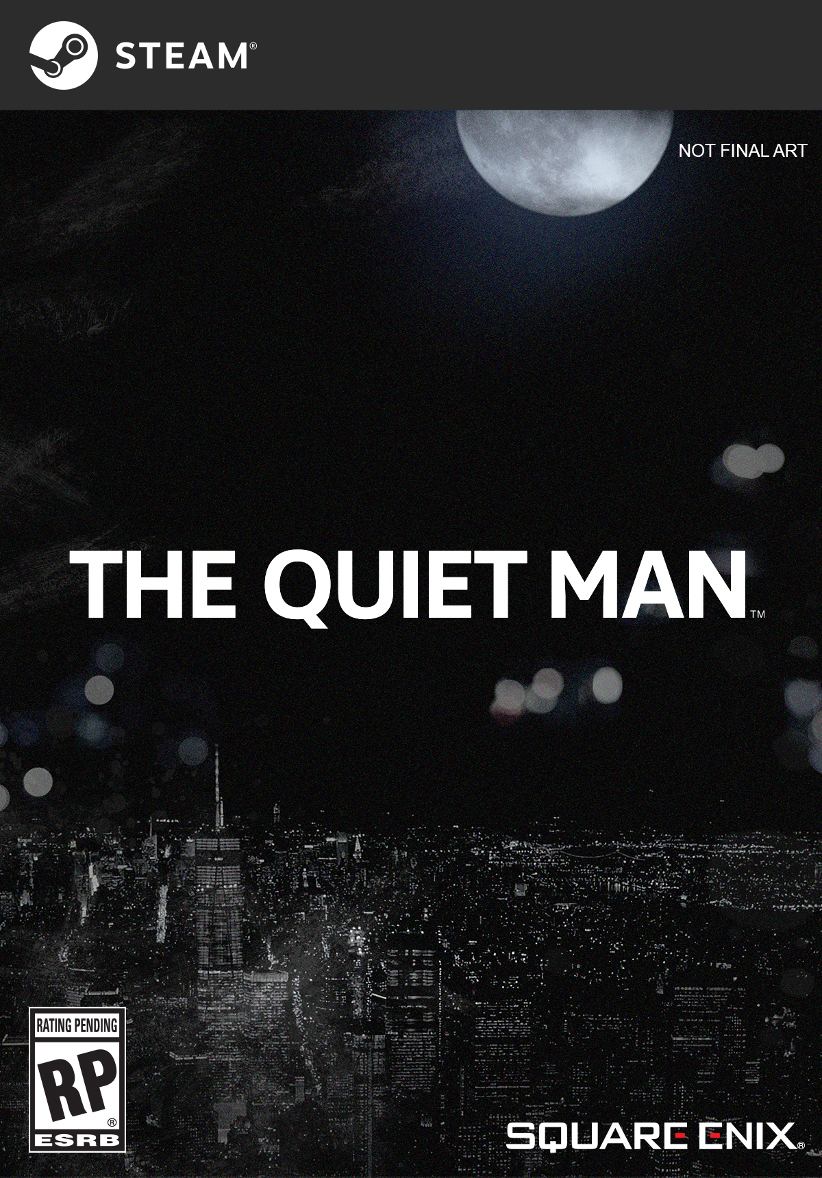 The Quiet Man Pack Shot - Steam