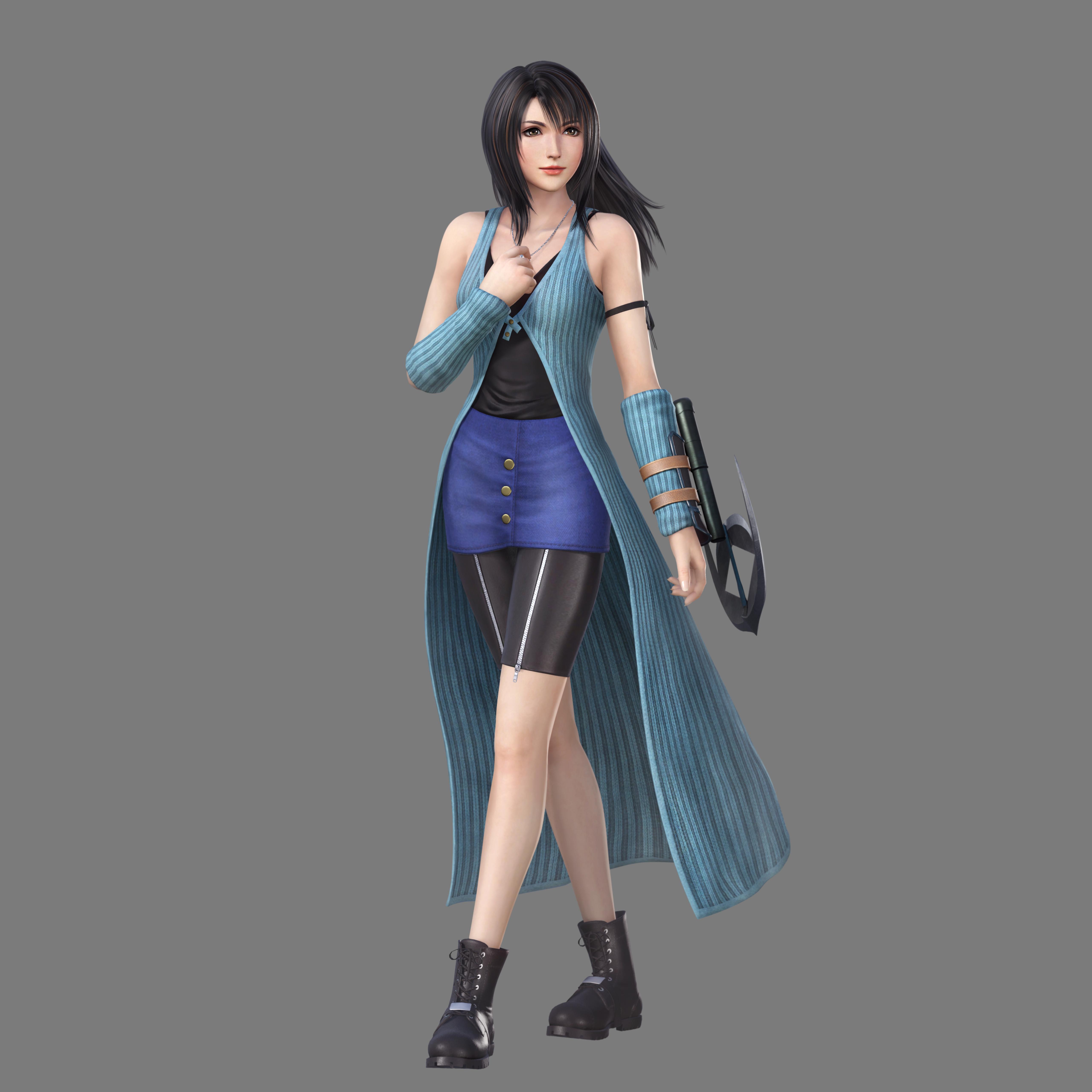 Rinoa Outfit 1 (Dissidia NT)
