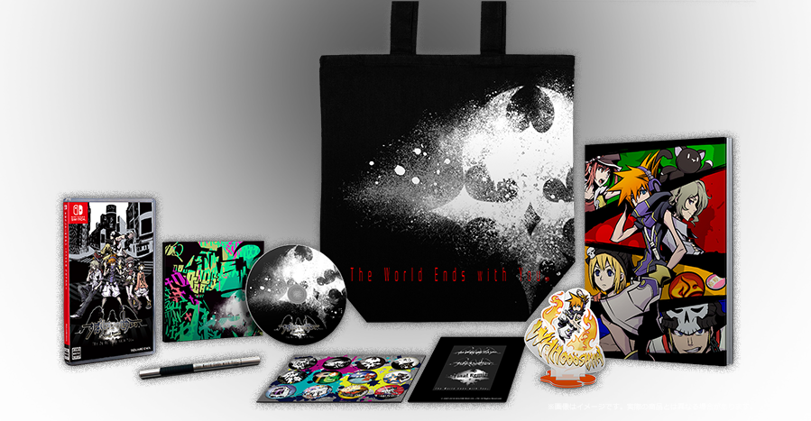 Its a Wonder Bag - The World Ends With You Limited Edition