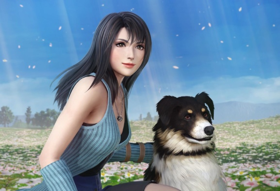 Dissidia Final Fantasy NT - Rinoa Reveal Trailer