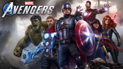 Avenger Key Art