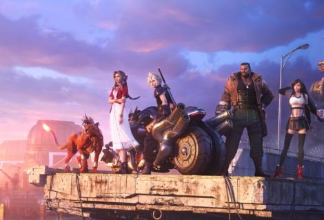 Final Fantasy VII Remake Part 2 in Full Development