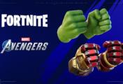 Hulk Smashers Pickaxe released in Fortnite
