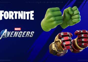 Hulk Smashers Pickaxe released in Fortnite