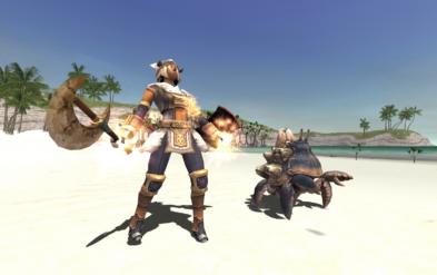 FFXI August Update Beastmaster