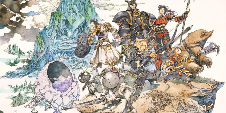 Final Fantasy XI Online The Voracious Resurgence Announced