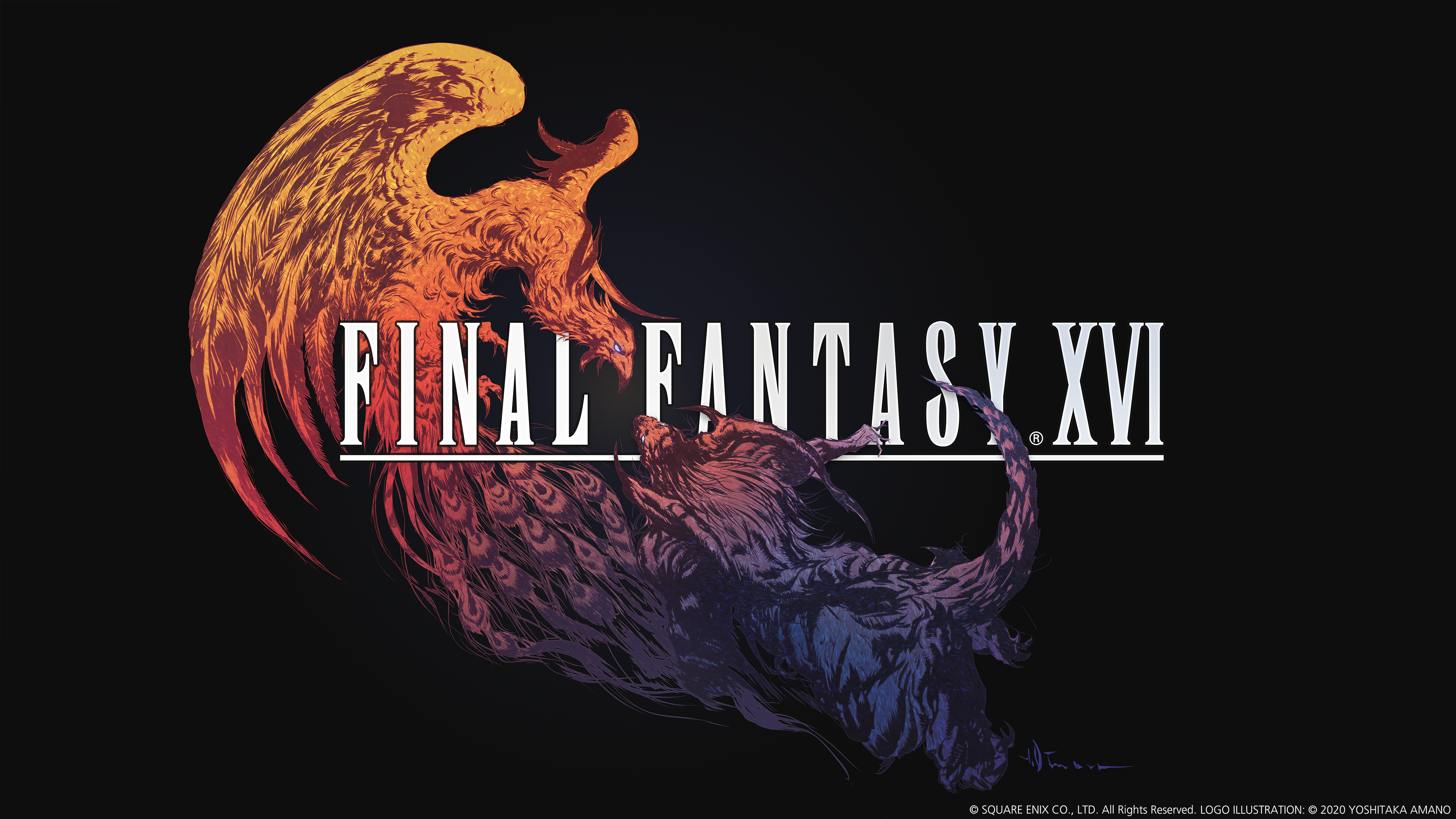Final Fantasy XVI Announced and Teaser Website Launched