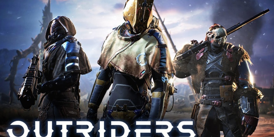 Outriders Announced for February 2021