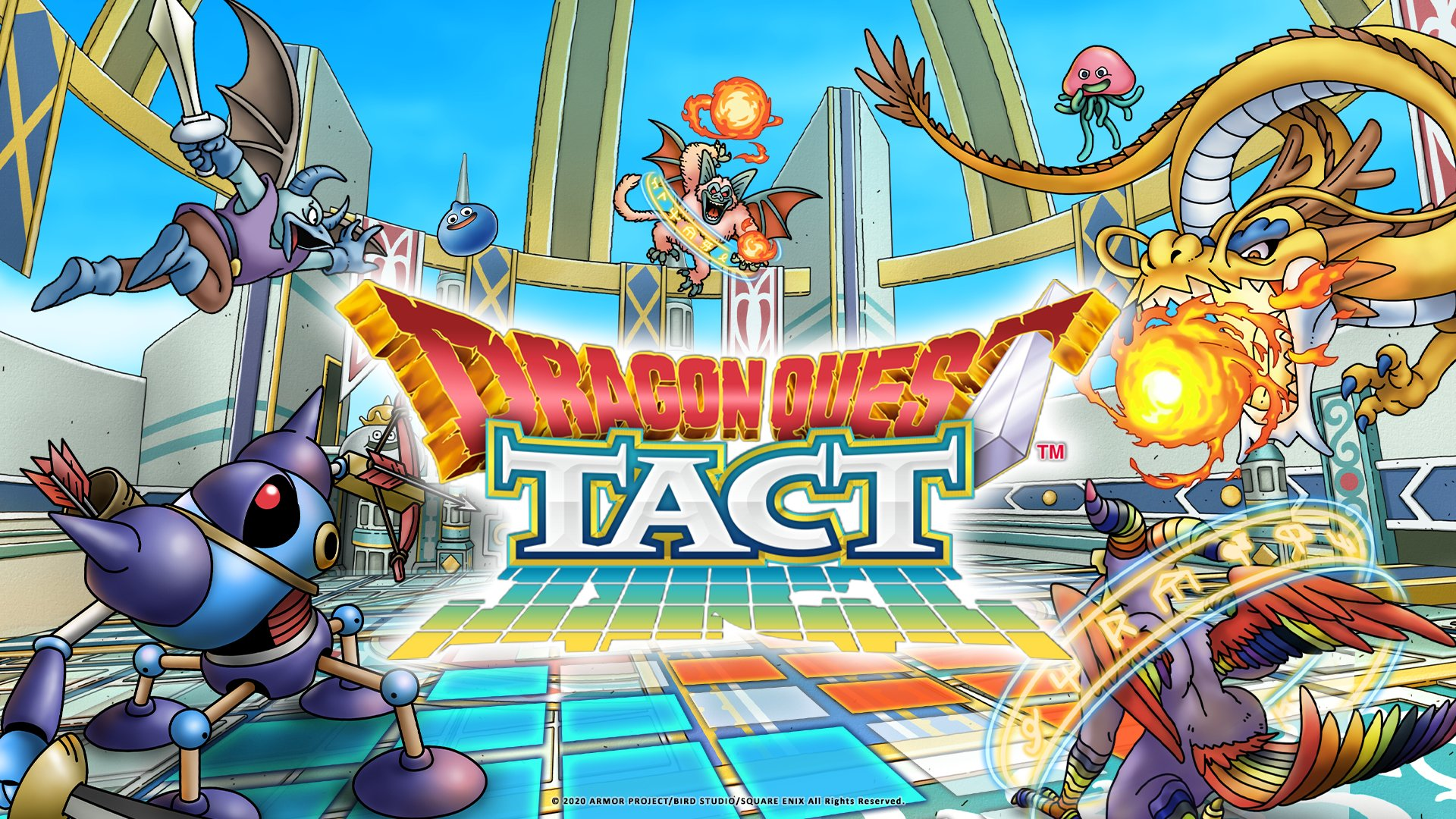 Dragon Quest Tact Released Worldwide