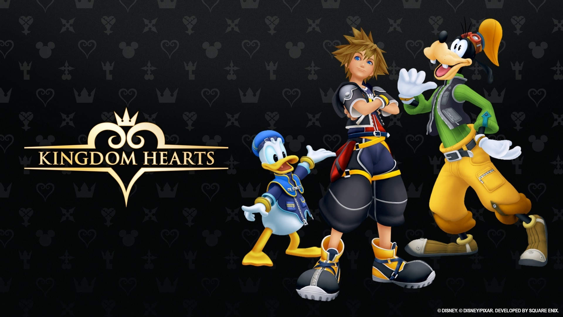 Kingdom Hearts Series Announced for Epic Games Store