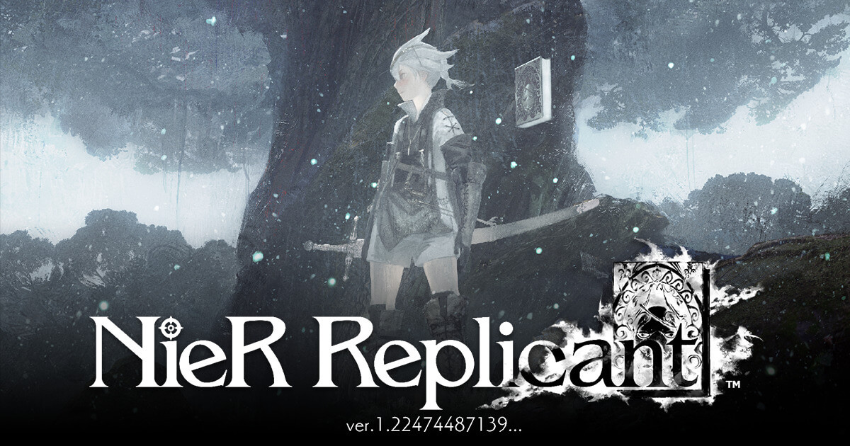 NieR Replicant ver.1.22474487139… is now available