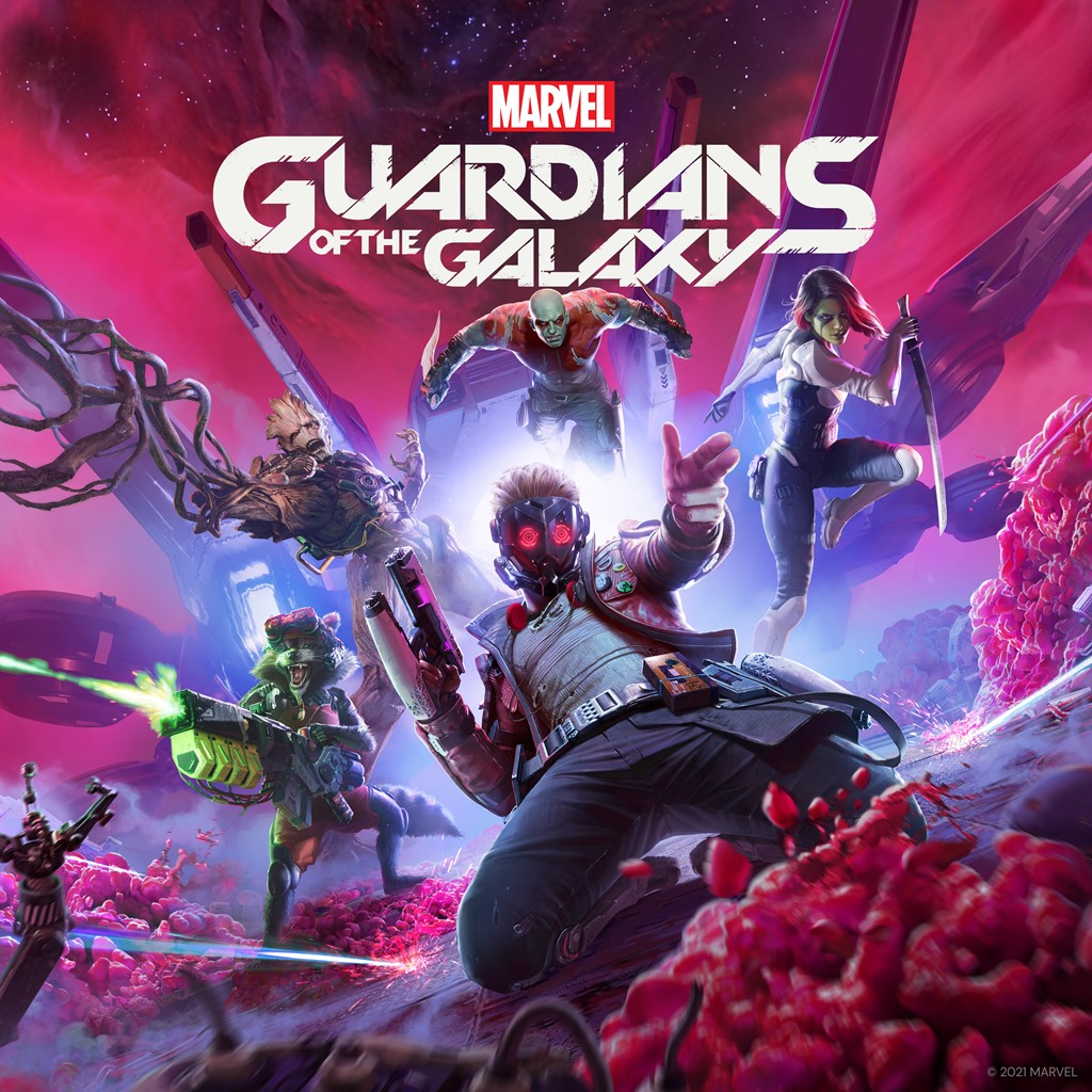 Marvels Guardians of The Galaxy Coming October 2021