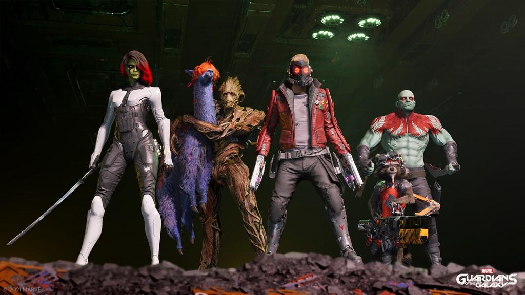 The Guardians screenshot 2
