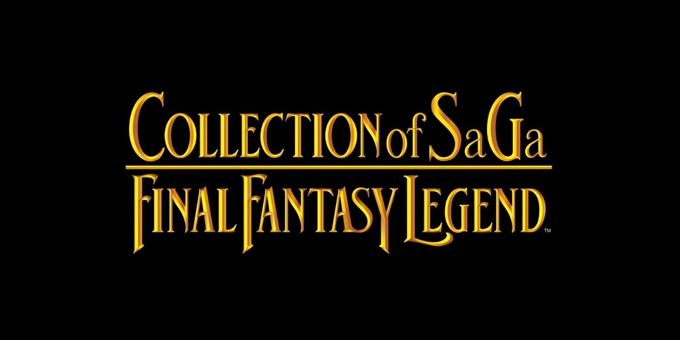 Collection of Saga FF Legend Releasing this Fall