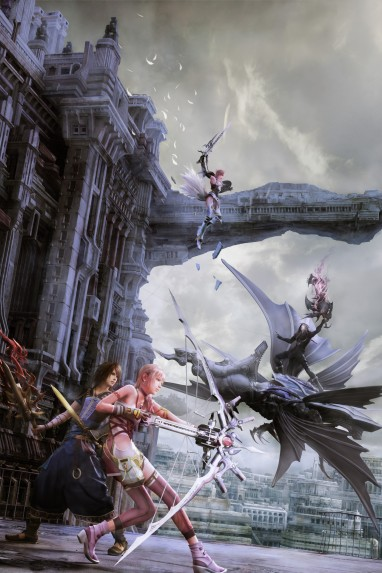 The Editions of FFXIII-2