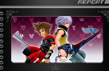 Kingdom Hearts 3D AR Cards Site Update