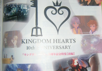 Famitsu Weekly's Kingdom Hearts Scans
