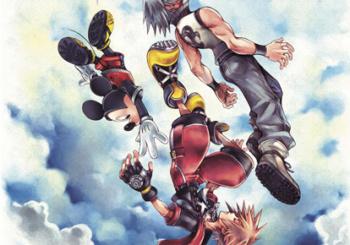 KH3D Famitsu and V-Jump Scans