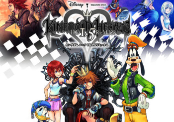 Kingdom Hearts 1.5 HD ReMIX Box Art!!!