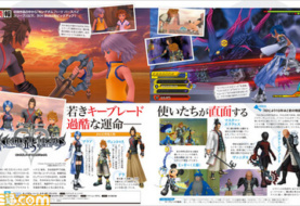 Kingdom Hearts 2.5 BBS Scans - Famitsu