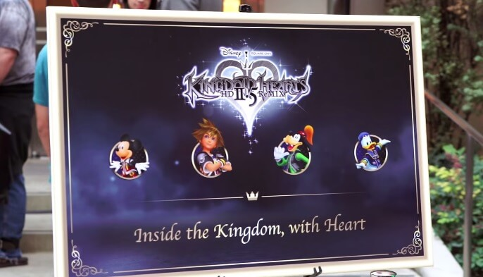 Kingdom Hearts 2.5 Launch Event Video by Square Enix Presents
