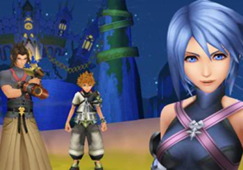 Kingdom Hearts Birth by Sleep PSN
