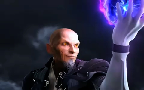 Kingdom Hearts III The End of Xehanort