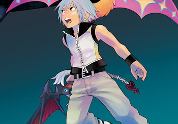 Side Riku, a Kingdom Hearts 3D Novel